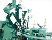 Image of CNC Auto Lathe - Spindle & Tool Rack