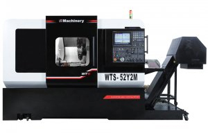 Image of CNC Turning & Milling Center - WTS-52Y2M